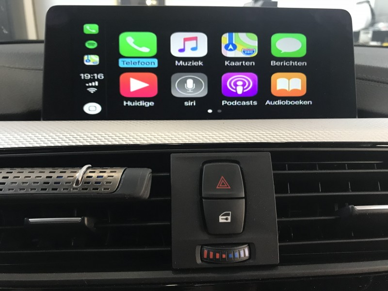 CARplay & Android AUTO set BMW/MINI iDrive